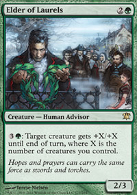 Elder of Laurels - Innistrad