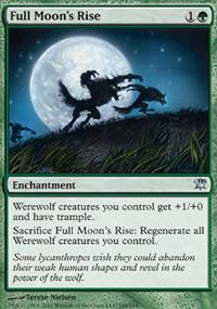 Full Moon's Rise - Innistrad