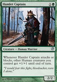 Hamlet Captain - Innistrad