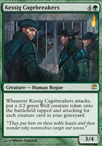Kessig Cagebreakers - Innistrad
