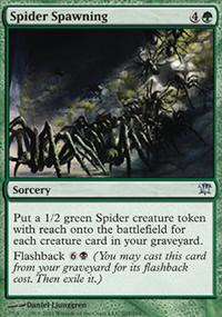 Spider Spawning - Innistrad