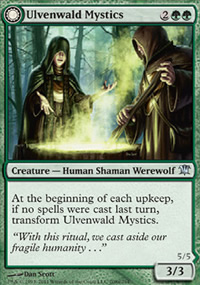 Ulvenwald Mystics - Innistrad
