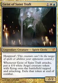 Geist of Saint Traft - Innistrad