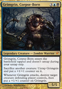 Grimgrin, Corpse-Born - Innistrad