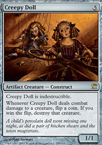 Creepy Doll - Innistrad