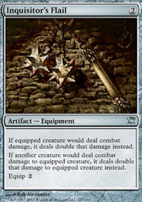 Inquisitor's Flail - Innistrad