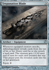 Trepanation Blade - Innistrad