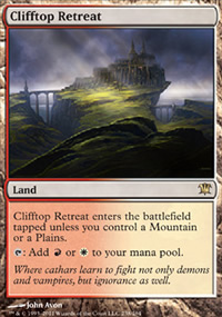 Clifftop Retreat - Innistrad