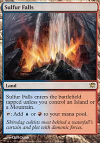 Sulfur Falls - Innistrad