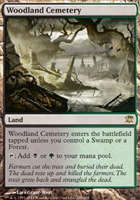 Woodland Cemetery - Innistrad