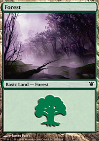 Forest 1 - Innistrad