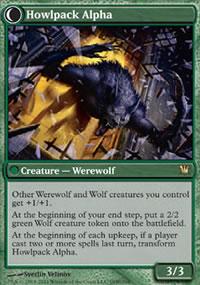 Howlpack Alpha - Innistrad