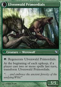 Ulvenwald Primordials - Innistrad