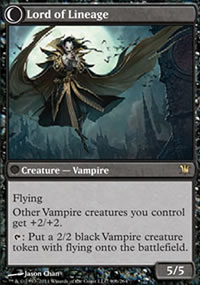 Lord of Lineage - Innistrad