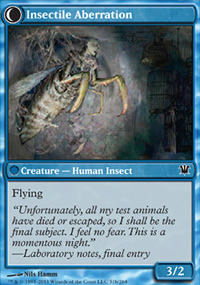 Insectile Aberration - Innistrad