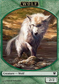 Wolf - Innistrad