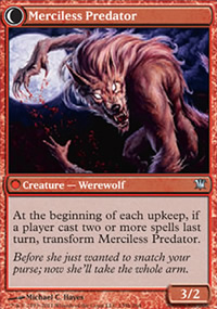 Merciless Predator - Innistrad