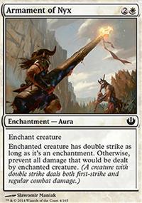 Armament of Nyx - Journey into Nyx