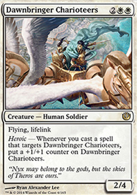 Dawnbringer Charioteers - Journey into Nyx