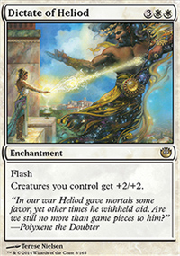 Dictate of Heliod - Journey into Nyx