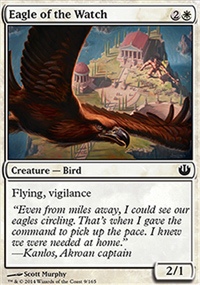 Eagle of the Watch - Journey into Nyx