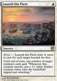 Launch the Fleet - Journey into Nyx