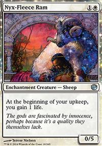 Nyx-Fleece Ram - Journey into Nyx