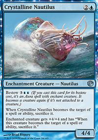 Crystalline Nautilus - Journey into Nyx