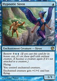 Hypnotic Siren - Journey into Nyx