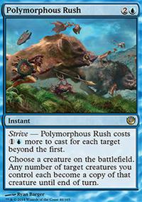 Polymorphous Rush - Journey into Nyx