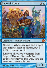 Sage of Hours - Journey into Nyx