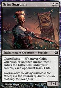 Grim Guardian - Journey into Nyx