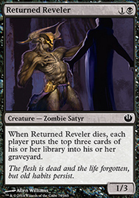 Returned Reveler - Journey into Nyx