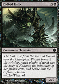 Rotted Hulk - Journey into Nyx