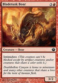 Bladetusk Boar - Journey into Nyx