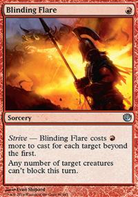 Blinding Flare - Journey into Nyx