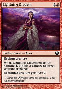 Lightning Diadem - Journey into Nyx