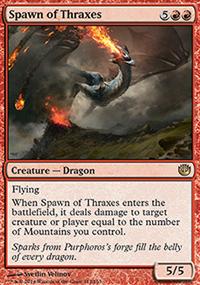 Spawn of Thraxes - Journey into Nyx