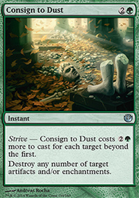 Consign to Dust - Journey into Nyx