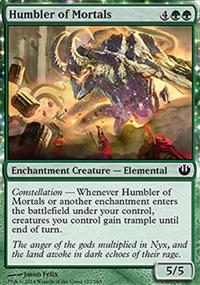Humbler of Mortals - Journey into Nyx