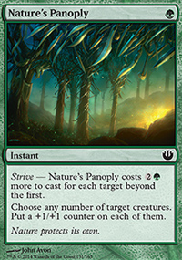 Nature's Panoply - Journey into Nyx