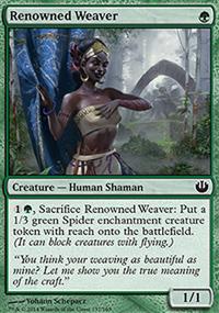 Renowned Weaver - Journey into Nyx