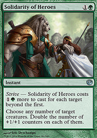 Solidarity of Heroes - Journey into Nyx