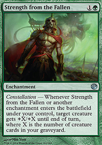 Strength from the Fallen - Journey into Nyx