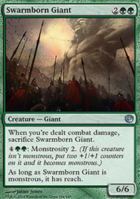 Swarmborn Giant - Journey into Nyx