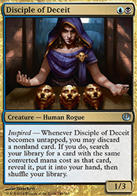 Disciple of Deceit - Journey into Nyx