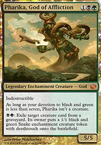 Pharika, God of Affliction - Journey into Nyx