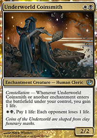 Underworld Coinsmith - Journey into Nyx