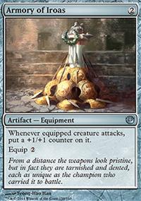 Armory of Iroas - Journey into Nyx