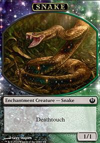 Snake - Journey into Nyx